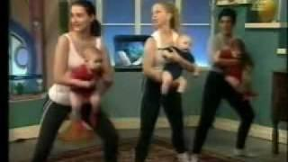 מירב הגוף -  עם התינוק כמשקולת! אלונה פרידמן