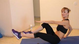 גוף חדש ב15 דקות - אימון לבטן חדשה שלא הכרתם