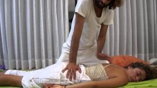 טיפול גב מפנק - שיאצו ועיסוי תאילנדי