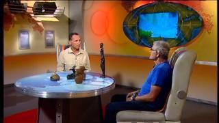 המדריך לתייר בגלקסיה ,יגאל צור מראיין את שלה כרמל  , ספארי בקניה
