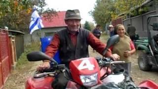 טיול טרקטורונים ברומניה חלק 2 - איילה טיולים גיאוגרפיים
