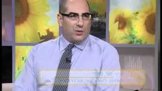 """ד""""ר שי שפי מתארח אצל ענת הראל: פוריות הגבר , בעיות פוריות אצל גברים"""